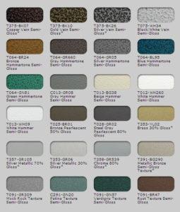 Textures & Hammertones