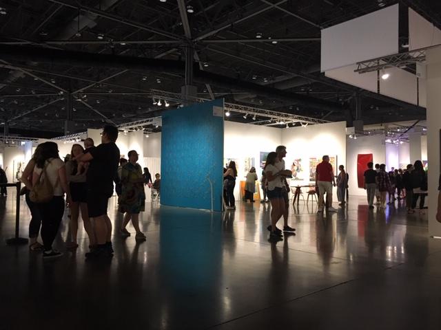 Holly Martz exhibit