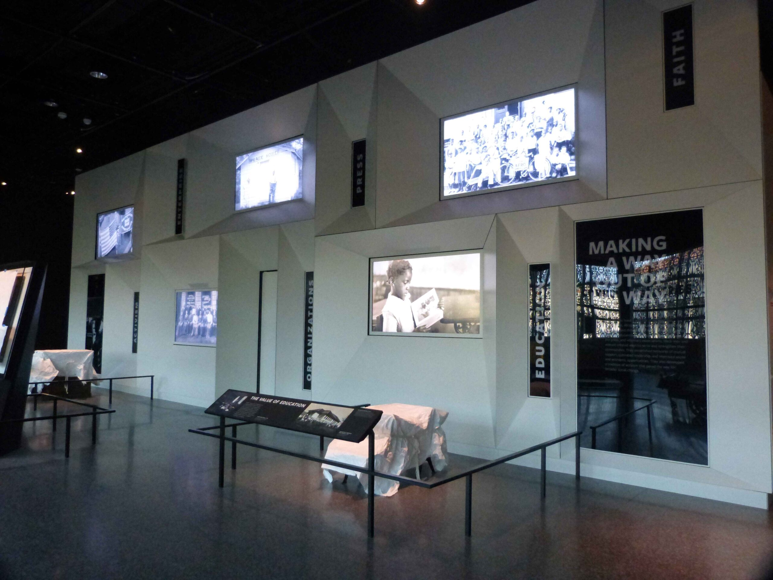 National Museum of African American History and Culture, Floor 3